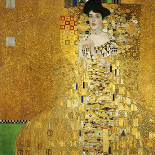 Dress like in a Klimt painting